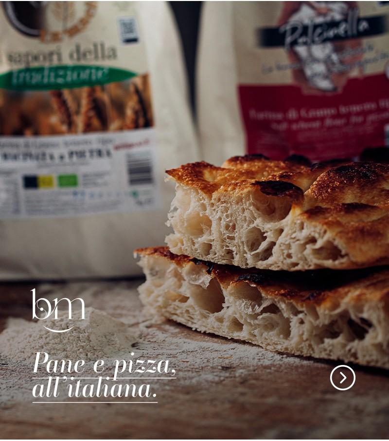 Box experience BeneMio - Pane e pizza all'italiana
