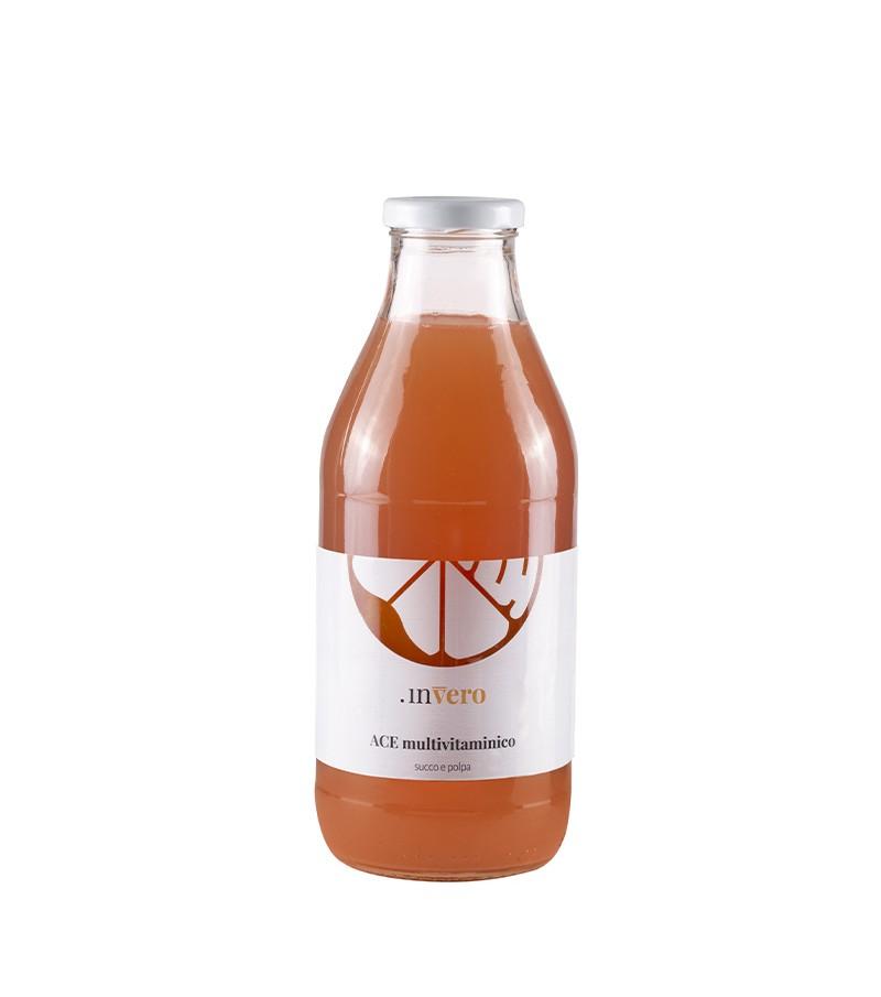 Succo ACE multivitaminico - inVero - 250 ml.