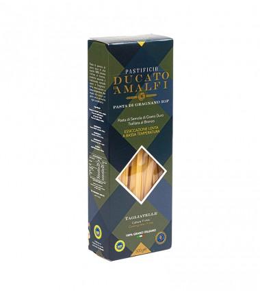 Tagliatelle di pasta artigianale di semola di grano duro - Ducato D'Amalfi - 500 g.