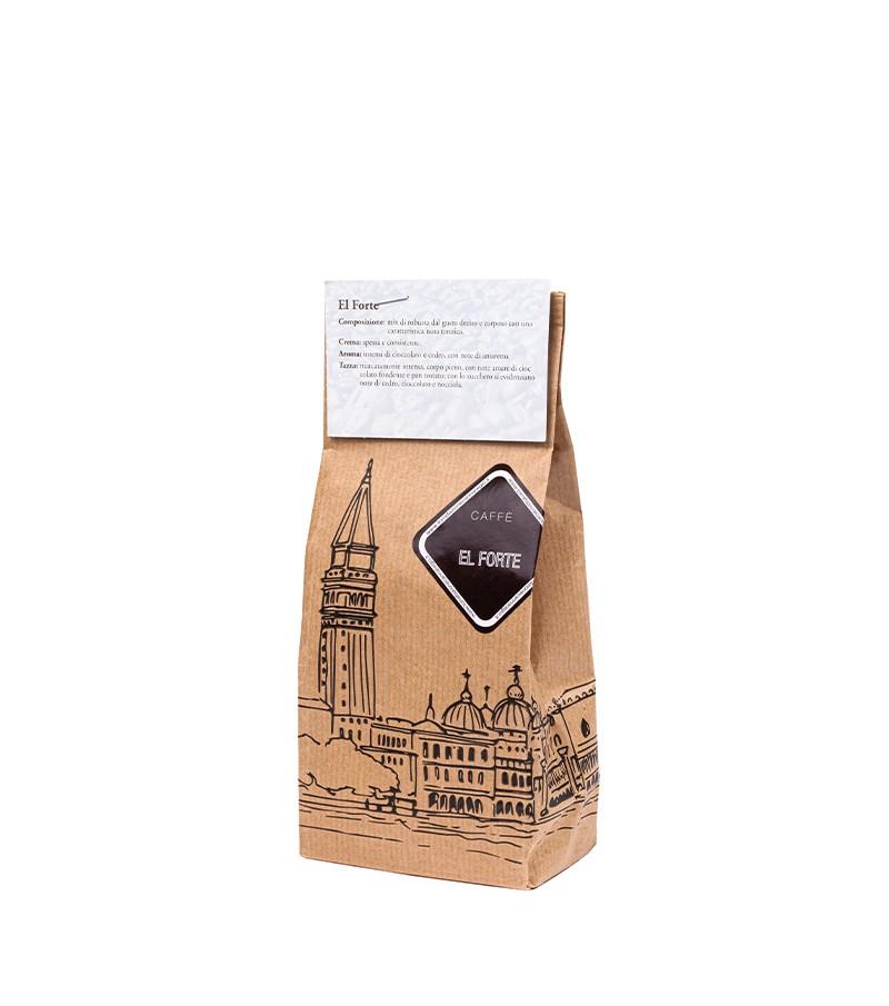 Caffè El Forte - Torrefazione Cannaregio - 250 g.