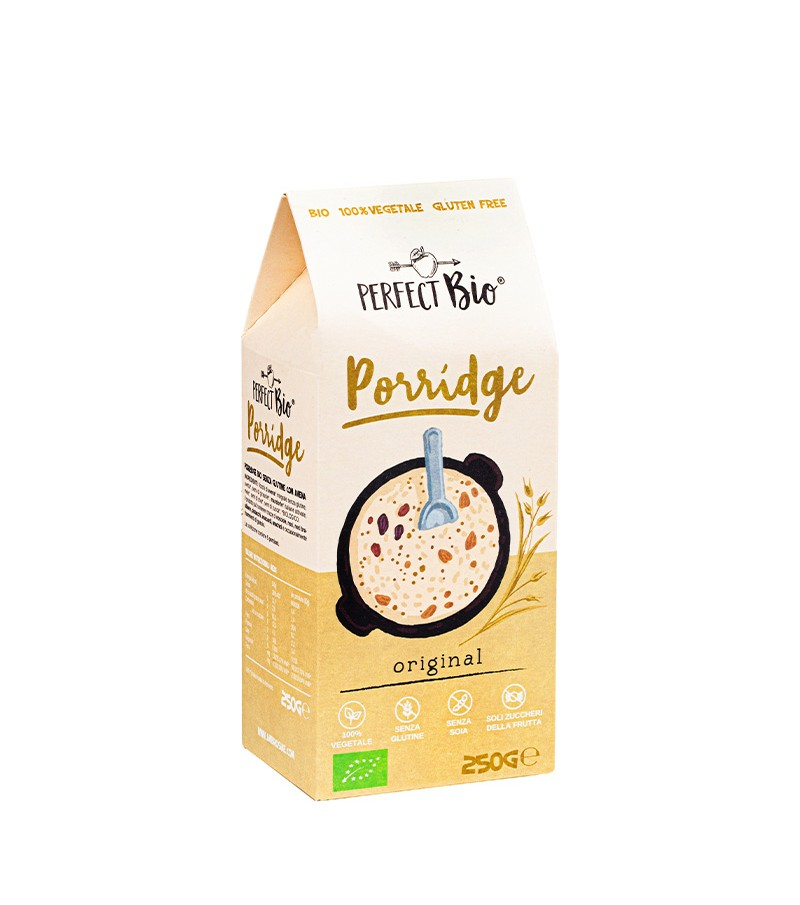Porridge original - Ambrosiae Perfect Bio - 250 g.