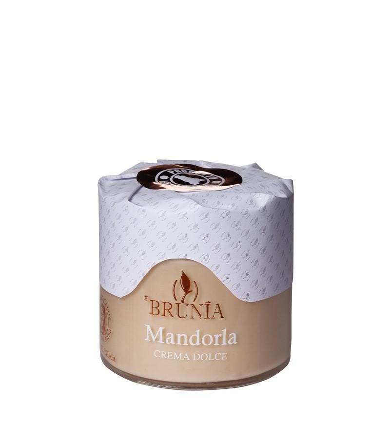 Crema alla mandorla - Brunia - 190 g.