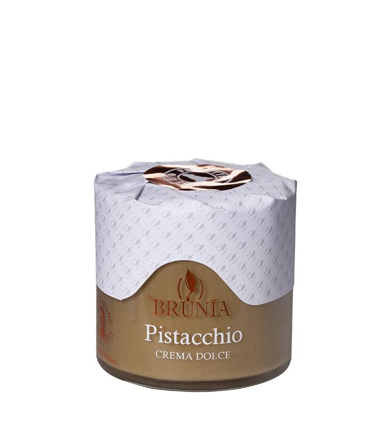 Crema al pistacchio - Brunia - 190 g.