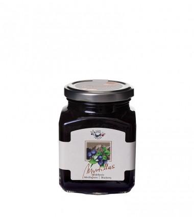 Composta di mirtillo nero - Alpe Pragas - 335 g.