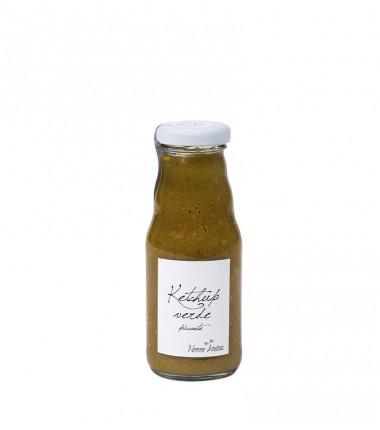 Ketchup verde piccante - Nonno Andrea - 200 g.
