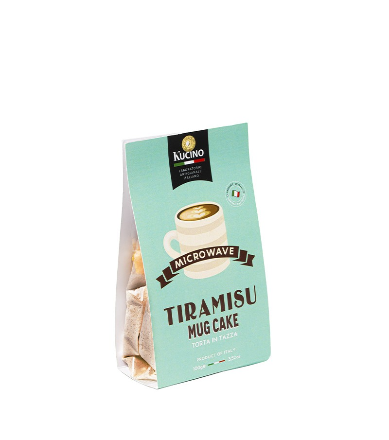 Mug Cake al tiramisu - Kucino - 100 g.