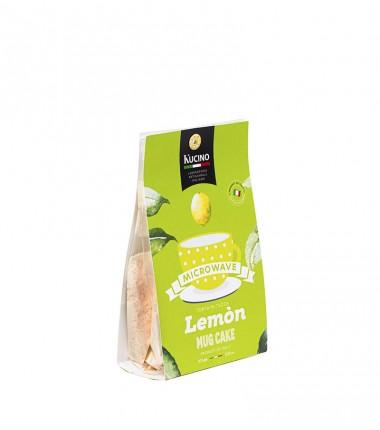 Mug Cake al limone - Kucino - 100 g.