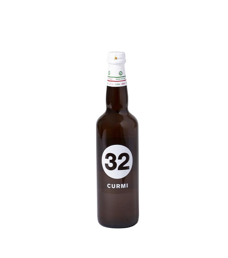 Birra Curmi - 32 Via dei Birrai - 750 ml.