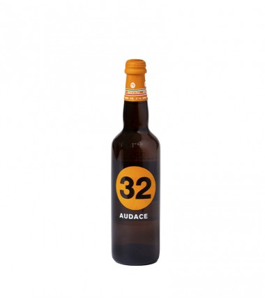 Birra Audace - 32 Via dei Birrai - 750 ml.