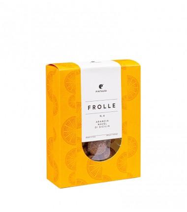 Frolle n. 4 Arancia navel di Sicilia - Pintaudi - 160 g.