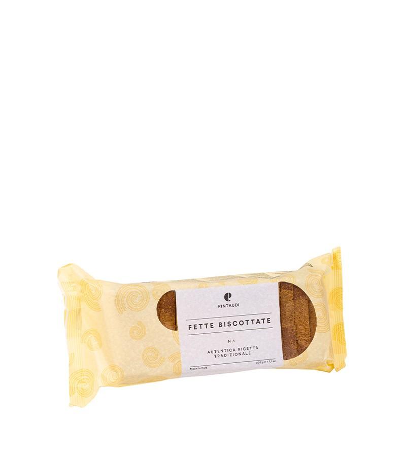 Fette Biscottate n. 1 Autentica ricetta tradizionale - Pintaudi - 200 g.