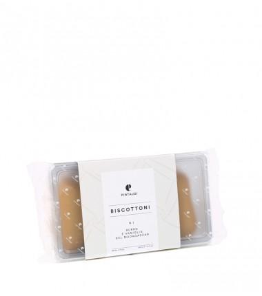 Biscottoni n. 1 Burro e vaniglia del Madagascar - Pintaudi - 240 g.