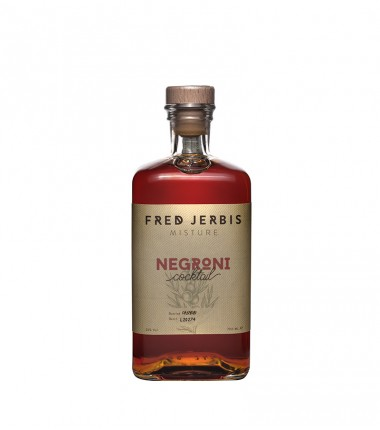 Fred Jerbis Negroni cocktail - 700 ml.