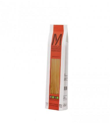 Spaghetti di pasta artigianale di semola di grano duro - Mancini - 500 g.