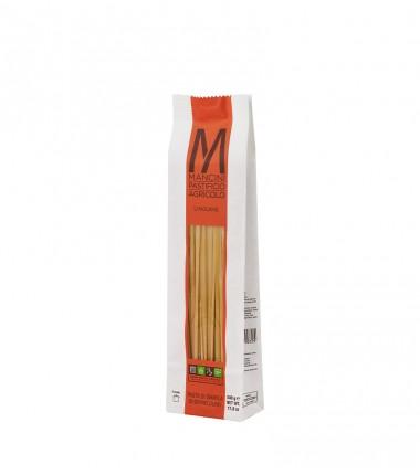 Linguine di pasta artigianale di semola di grano duro - Mancini - 500 g.