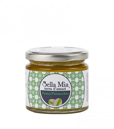 Pesto di pistacchio - Bella Mia Gourmet - 220 g.
